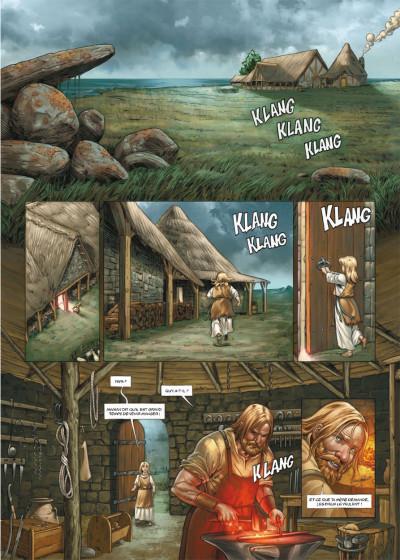 Page 1 Les druides tome 7