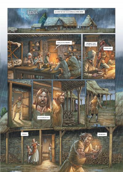 Page 3 Les druides tome 7