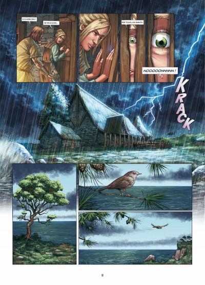 Page 6 Les druides tome 7