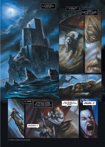 Page 1 arawn tome 5 - Résurrection