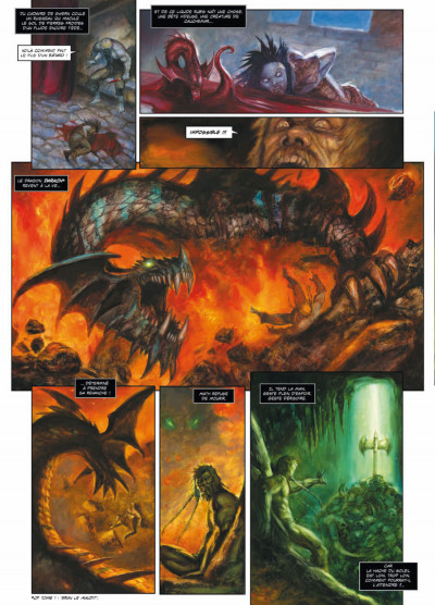 Page 2 arawn tome 5 - Résurrection