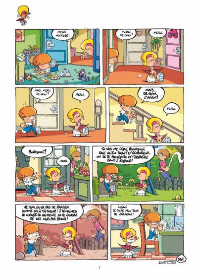Page 5 les P'tits Diables T.14 - soeur à toute heure !