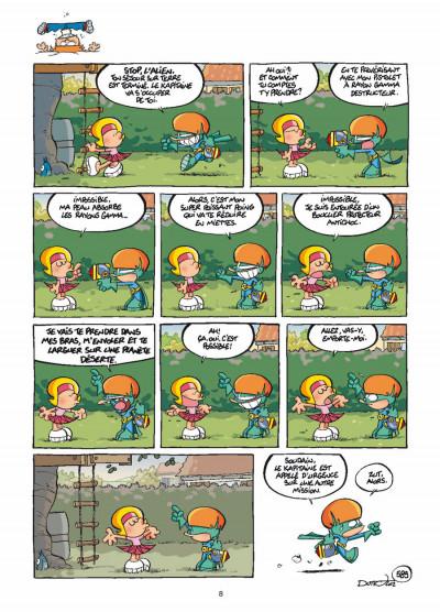Page 6 les P'tits Diables T.14 - soeur à toute heure !