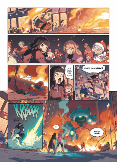 Page 3 SPEED angel's tome 1 - jour J