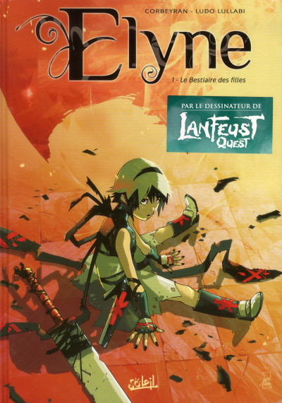 Elyne Tome 1 Le Bestiaire des filles - Ludo Lullabi,Eric Corbeyran