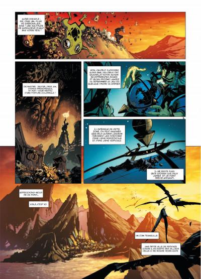 Page 2 Elyne tome 1 - le bestiaire des filles