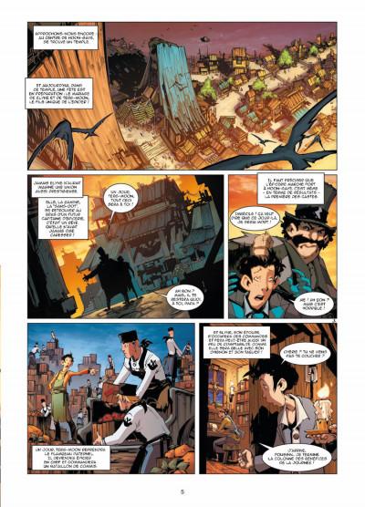 Page 3 Elyne tome 1 - le bestiaire des filles