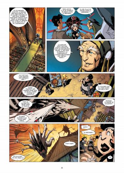 Page 6 Elyne tome 1 - le bestiaire des filles