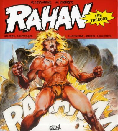 image de les trésors de Rahan