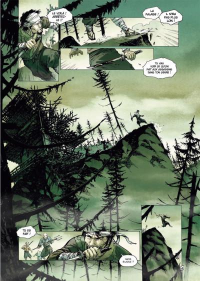 Page 1 Samurai tome 8