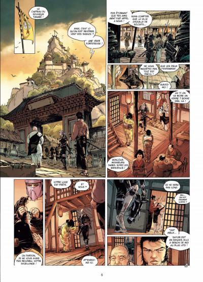 Page 3 Samurai tome 8