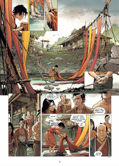 Page 4 Samurai tome 8