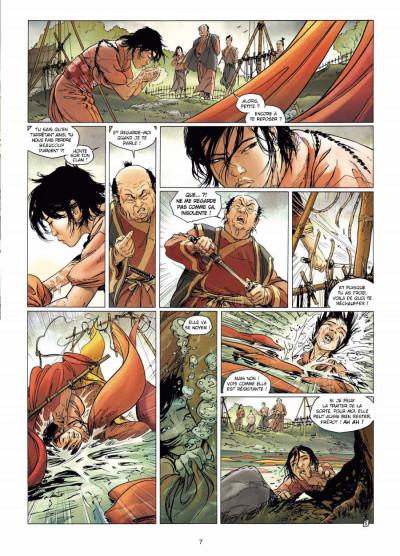 Page 5 Samurai tome 8