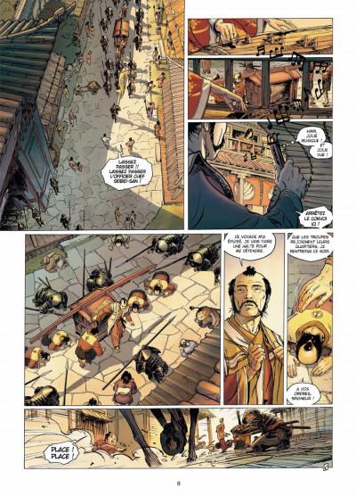 Page 6 Samurai tome 8
