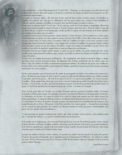 Page 5 paroles de poilus tome 2 - mon papa en guerre, 1914/1918