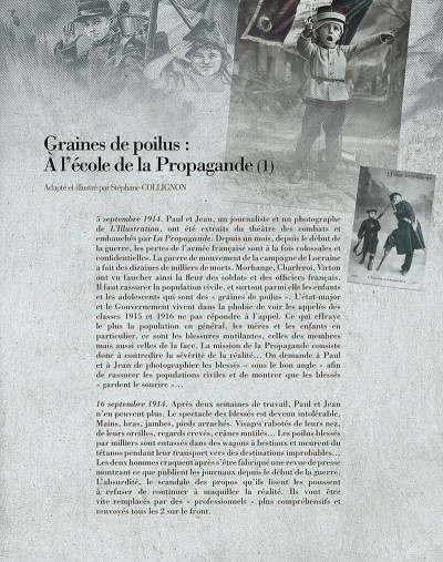 Page 6 paroles de poilus tome 2 - mon papa en guerre, 1914/1918