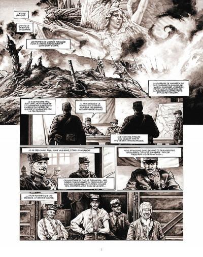 Page 8 paroles de poilus tome 2 - mon papa en guerre, 1914/1918