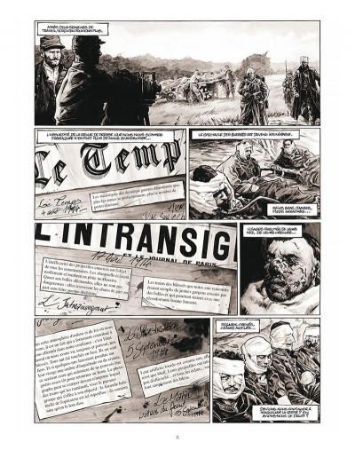 Page 9 paroles de poilus tome 2 - mon papa en guerre, 1914/1918