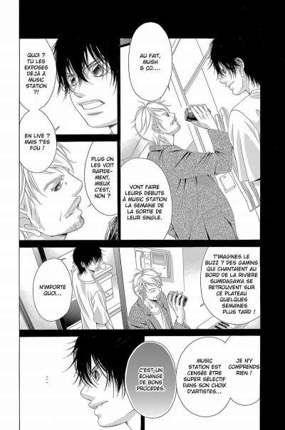 Page 5 lovely love lie tome 8