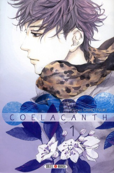 Couverture coelacanth tome 1