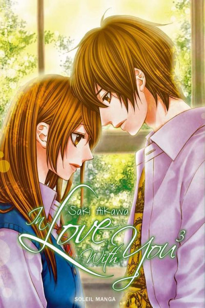 Couverture in love with you tome 3