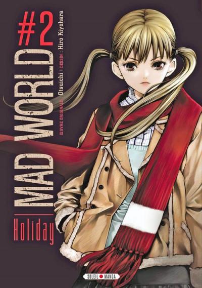 image de mad world tome 2 - holiday