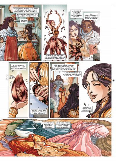 Page 5 princesse Sara tome 5 - retour aux Indes
