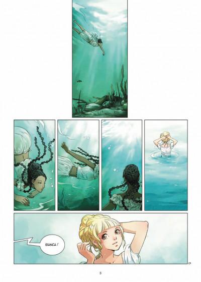 Page 1 Elinor Jones tome 3 - le bal d'été