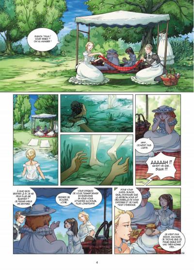 Page 2 Elinor Jones tome 3 - le bal d'été