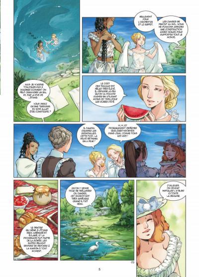 Page 3 Elinor Jones tome 3 - le bal d'été