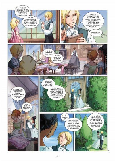 Page 5 Elinor Jones tome 3 - le bal d'été