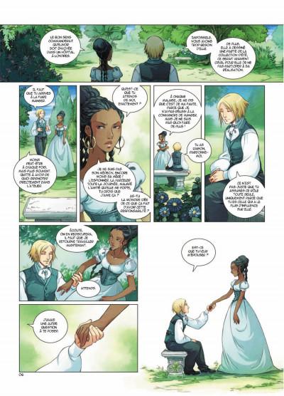 Page 6 Elinor Jones tome 3 - le bal d'été
