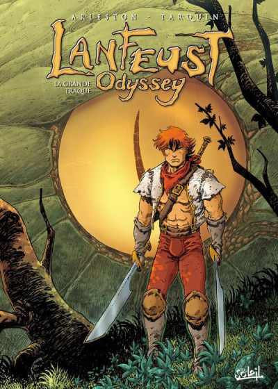Couverture Lanfeust odyssey tome 4