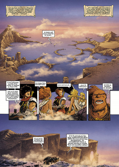 Page 4 Lanfeust odyssey tome 4