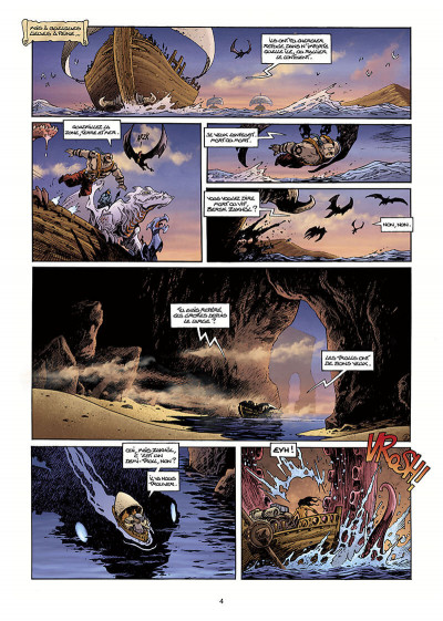 Page 5 Lanfeust odyssey tome 4