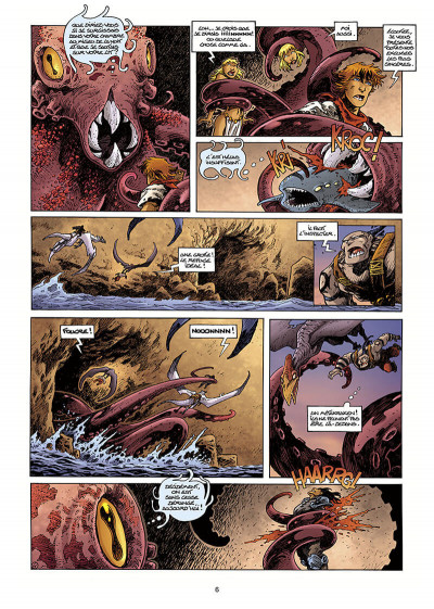 Page 7 Lanfeust odyssey tome 4
