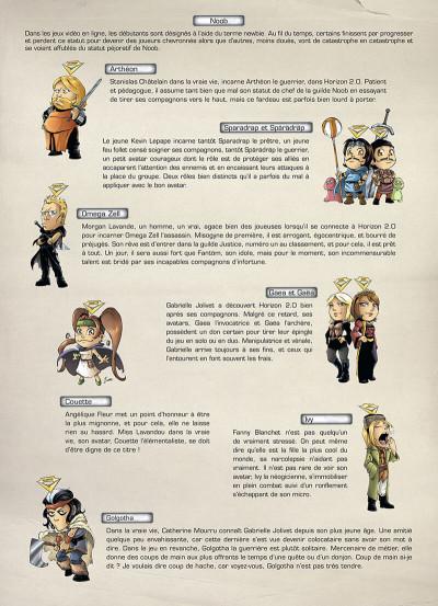 Page 3 Noob T.7 - la chute de l'empire