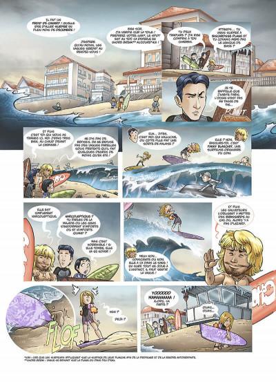 Page 4 Noob tome 7 - la chute de l'empire