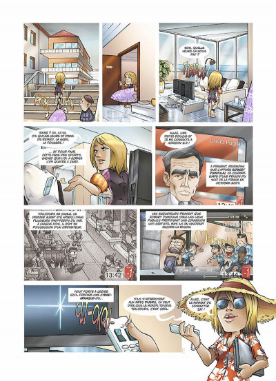 Page 5 Noob tome 7 - la chute de l'empire