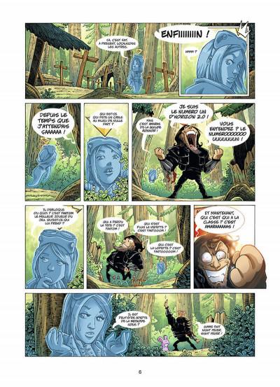Page 7 Noob T.7 - la chute de l'empire