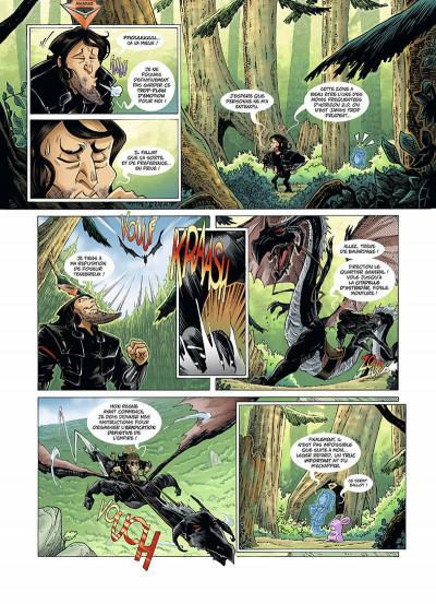 Page 8 Noob T.7 - la chute de l'empire