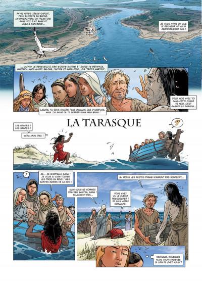 Page 2 contes et légendes des régions de France tome 1 - Provence