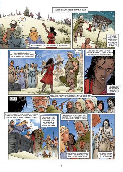Page 3 contes et légendes des régions de France tome 1 - Provence