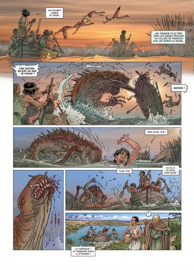 Page 4 contes et légendes des régions de France tome 1 - Provence
