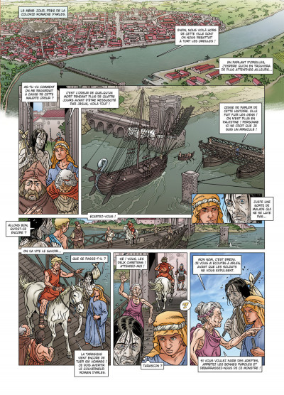 Page 5 contes et légendes des régions de France tome 1 - Provence