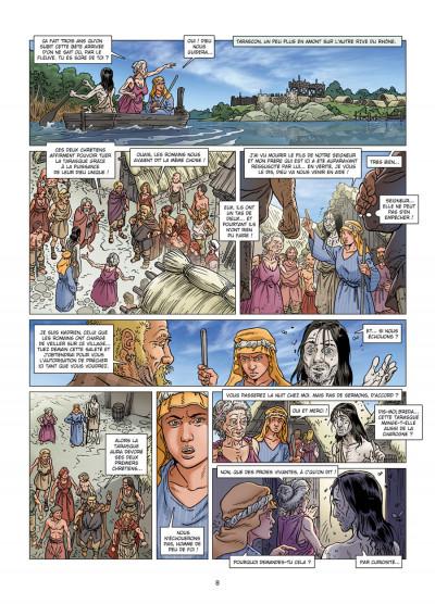 Page 6 contes et légendes des régions de France tome 1 - Provence