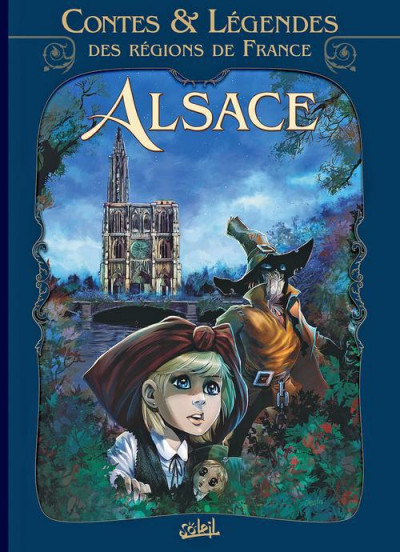 image de contes et légendes des régions de France tome 2 - Alsace