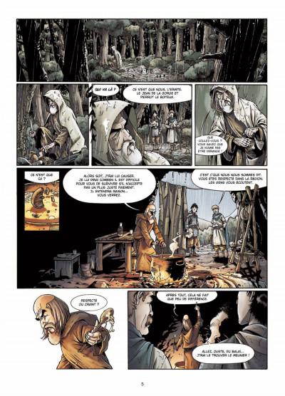 Page 3 contes et légendes des régions de France tome 2 - Alsace