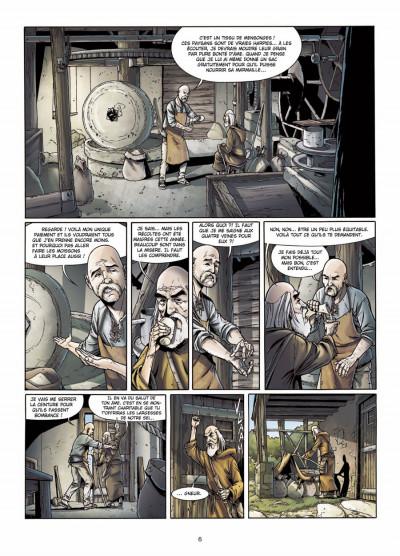 Page 4 contes et légendes des régions de France tome 2 - Alsace