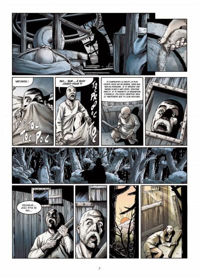 Page 5 contes et légendes des régions de France tome 2 - Alsace